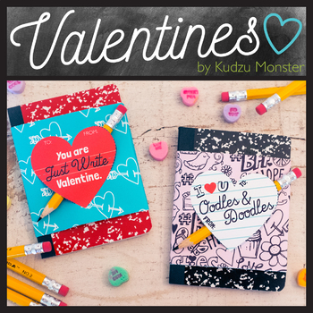 Notebook Valentine