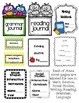 Notebook and Interactive Journal Covers {Math, Science, Gr