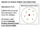 Atomic Theory and the Periodic Table PowerPoint Lecture and Guided Notes