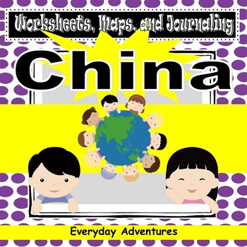 Notebooking Pages for China