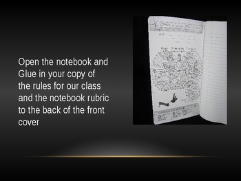 Notebooking PowerPoint