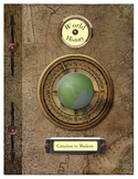 Notebooking and Journaling COVER Pages- World History: Cre
