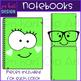 Notebooks Clip Art- School Supplies {jen hart Clip Art)