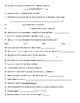 Notecard Quiz Units 1-3