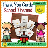 Notecards: School Related Thank You