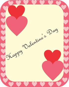 Valentine's day gifts item- Notepad