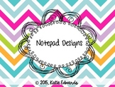 Notepad Designs