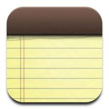 Notes App Ipad Tutorial