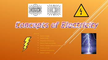 Notes - Electricity