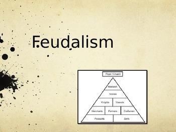 Notes: Feudalism