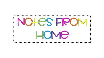 Notes From Home Label