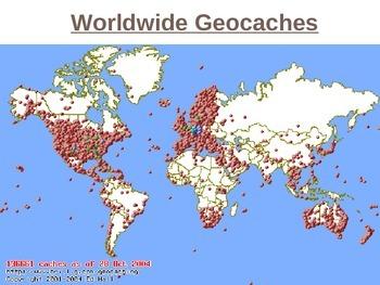 Notes - GeoCaching
