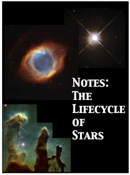 Notes: Star Lifecycle and Nebulas
