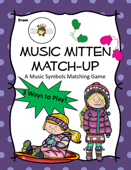 Notes: Mitten Music Match-UP
