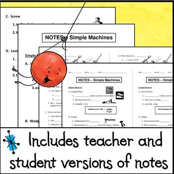 Notes - Simple Machines