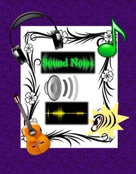 Notes - Sound