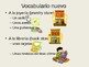 Notes Vocabulary 2 Chapter 8 Expresate Level 1