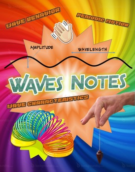 Notes - Waves, Types of Waves, and their Behavior