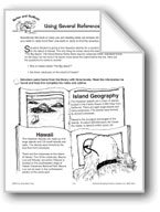 Notes and Outlines: Using Several References