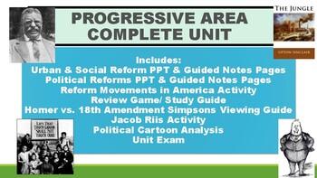 The Progressive Era Complete Unit