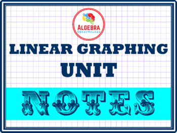 Notes for Linear Graphing Unit