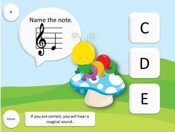 Notes in Wonderland