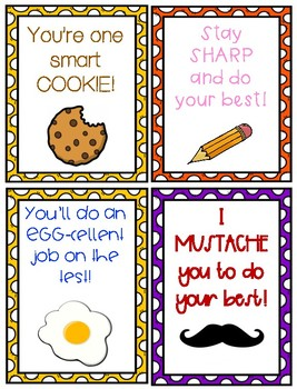 Notes of Encouragement!