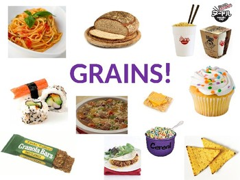 Notes on Grains PowerPoint by Food Studies for High School ...