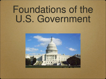Notes on Types of gov.. enlightenment thinkers, & foundations of democracy.