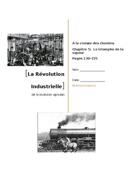 Notes pour la révolution industrielle / Notes for the industrial revolution