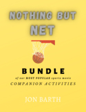 Nothing But Net: Bundle of Our Most Popular Sports Movie Companion Activities