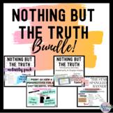 Nothing But The Truth Novel Study Bundle (editable)