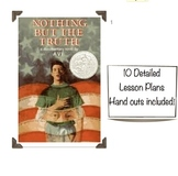 """""""Nothing But the Truth"""" Unit --Lesson Plans, Activites, and More!"""
