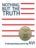 Nothing but the Truth by AVI: Complete Study Unit
