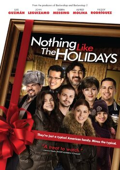 Nothing like the Holidays Movie Guide English & Spanish   Puerto Rican Christmas