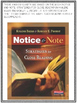 Notice & Note Posters