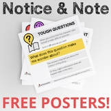 Notice & Note Signposts Posters