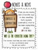 Notice & Note - Close Reading Strategies - Anchor Charts/Posters & Bookmarks