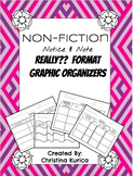 Notice & Note: Nonfiction REALLY? Template