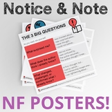 Notice & Note Nonfiction Posters