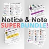 Notice & Note SUPERBUNDLE: Fiction & Nonfiction