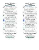 Notice & Note Signposts Bookmark For Reading Fiction