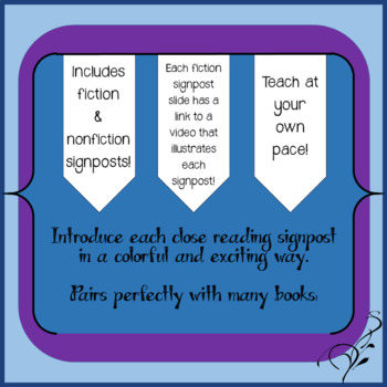Notice and Note: Close Reading Slideshow