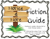 Notice and Note Fiction Guide