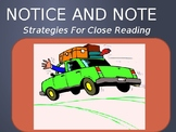 Notice and Note Fiction  PPT