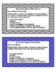 Notice and Note Close Reading (Fiction) Task Cards