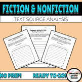 Notice and Note: Non-Fiction  (Reaction Writing)