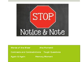 Notice and Note PowerPoint