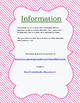 Notice and Note: Signpost Novel Template