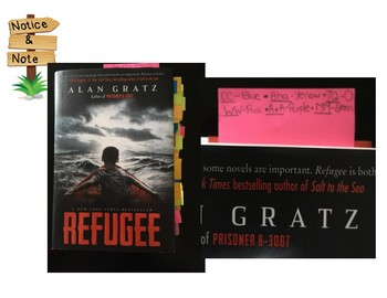 Notice and Note Signposts Guide: Refugee